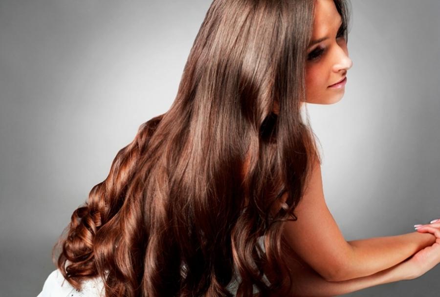 Длинные волосы до пояса