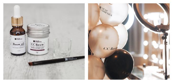Средства Lucas' Cosmetics vs обычная краска