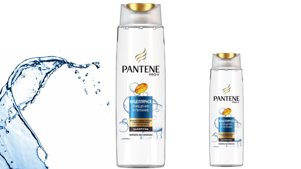 Pantene Pro-V Очищение и питание