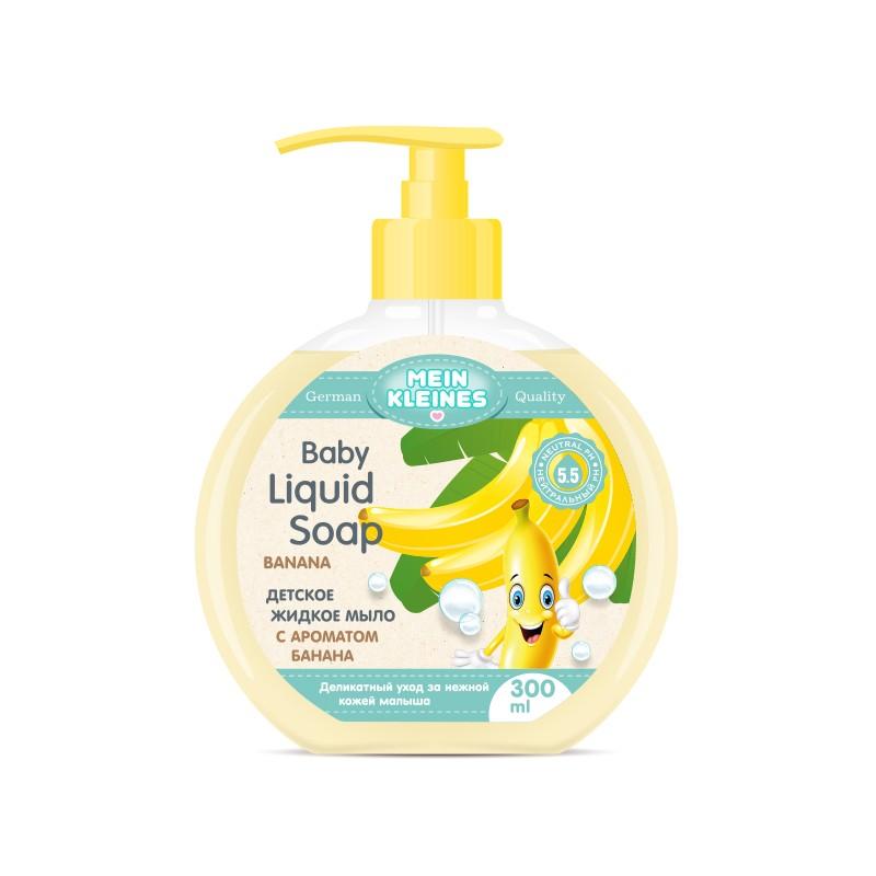 Жидкое мыло с ароматом банана