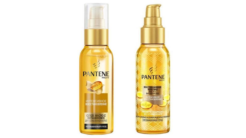 Pantene масло «Интенсивное восстановление»