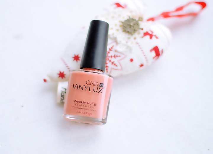Лак для ногтей CND Vinylux Clay Canyon