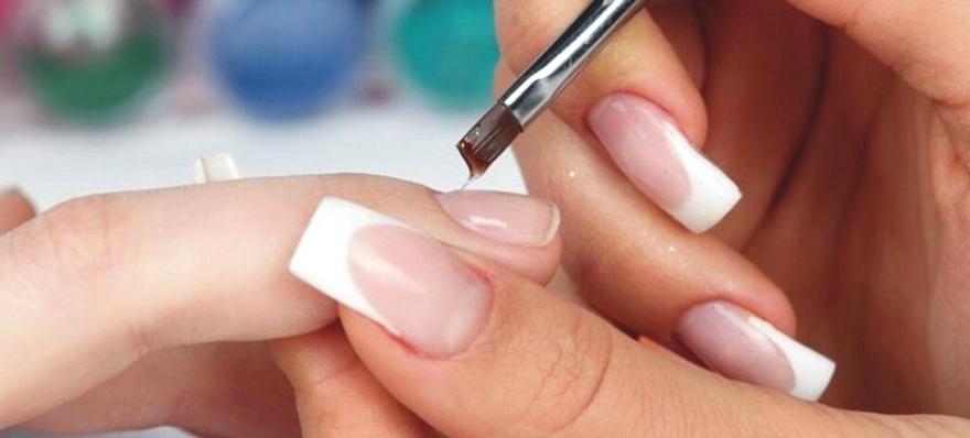 Материалы для моделирования ногтей