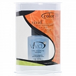 Color Club, Топ Treatment Vivid Top Coat, 15 мл