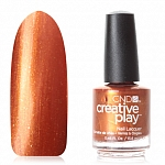 CND Creative Play, цвет Lost in Spice, 13,6 мл