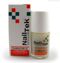 Фото Nail Tek Foundation II 15 ml