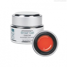 Фото CND Brisa Sculpting UV Gel Orange Opaque 14g