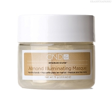 Фото CND, Маска Almond Illuminating Masque, 73 гр (УЦЕНКА)