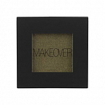 MAKEOVER PARIS, Тени для век Single Eyeshadow, Acid Green