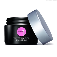 Фото Entity UV Gel White 9 g