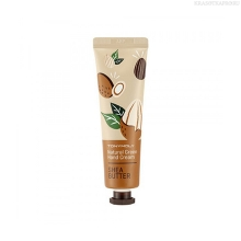 Фото Tony Moly, Крем для рук Natural Green Hand Cream, Shea Butter