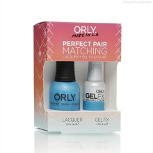 Фото ORLY, Набор Perfect Pair Lacquer/Gel Duo Kit,15 Skinny Dip