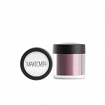MAKEOVER PARIS, Рассыпчатые тени Star Powder, Black Berry