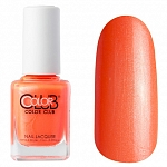 Color Club, цвет № 0864 Tangerine Scream