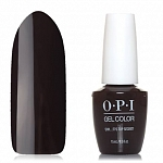 OPI GelColor, Гель-лак Shh… It's Top Secret!
