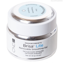 Фото CND Brisa Lite, Removable Smoothing Gel Clear 42 g