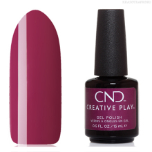 Фото CND, Creative Play Gel №467, Berried secrets