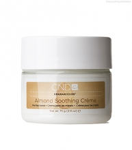 Фото CND Almond Soothing Creme 75g