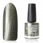 CND Creative Play, цвет OLive for the Moment, 13,6 мл