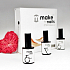 Nano Professional, Набор Make up for nails, Love set