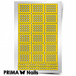 Prima Nails, Трафареты «Гусиная лапка»