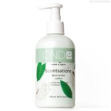 Фото CND Creative Scentsations Birch & Mint, 245 мл