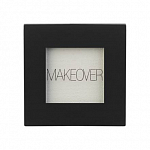 MAKEOVER PARIS, Тени для век Single Eyeshadow, Matte White