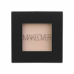 MAKEOVER PARIS, Тени для век Single Eyeshadow, Creamy White