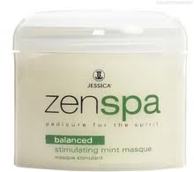 Фото Jessica, Zenspa Balance Masque Stimulating Mint 113 ml