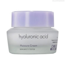 Фото It's Skin, Крем для лица с гиалуроновой кислотой, Hyaluronic Acid Moisture Cream, 50 мл