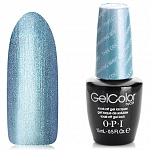 OPI GelColor, Гель-лак This Color's Making Waves H74