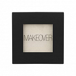 MAKEOVER PARIS, Тени для век Single Eyeshadow, White Shimmer