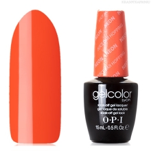 Фото OPI GelColor, Гель-лак Juice Bar Hopping