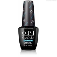 Фото OPI GelColor, Выравнивающая база, Ridge Filler Base Coat, 15 мл