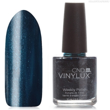 Фото CND Vinylux, цвет Midnight Swim 15 ml
