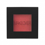 MAKEOVER PARIS, Тени для век Single Eyeshadow, Coral Pink