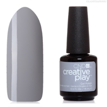 Фото CND, Creative Play Gel №513, Not to be mist