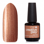 CND, Creative Play Gel №509, Bronze burst