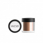 MAKEOVER PARIS, Рассыпчатые тени Star Powder, Gold Copper