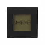 MAKEOVER PARIS, Тени для век Single Eyeshadow, Apple Green