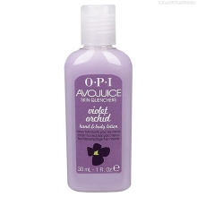 Фото OPI Avojuice Violet Orchid Lotion 30 ml