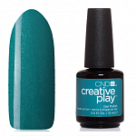 CND, Creative Play Gel №432, Head over teal