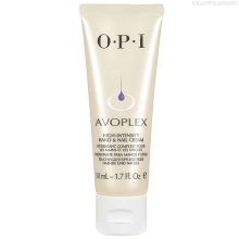 Фото OPI, Крем Avoplex High-Intensity Hand & Nail Cream, 50 мл