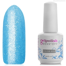 Фото Гель лак Bluesky Gelish, цвет № 1365 Mint Icing