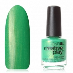 CND Creative Play, цвет Love It or Leaf It, 13,6 мл