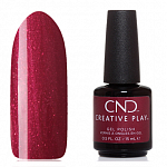 CND, Creative Play Gel №415, Crimson like hot