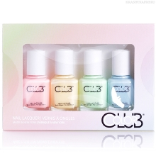 Фото Color Club, 4 Piece Mini Poptastic Pastel Neon Mini Gift Set
