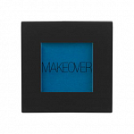 MAKEOVER PARIS, Тени для век Single Eyeshadow, Light Blue