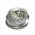 In'Garden, Фольга для дизайна ногтей, серебро