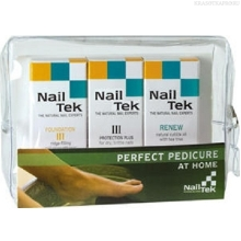 Фото Nail Tek Pedicure (Foundation III, Intensive III, Renew)